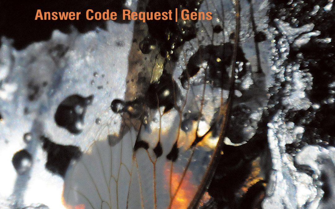 Answer Code Request: Gens (Ostgut Ton)